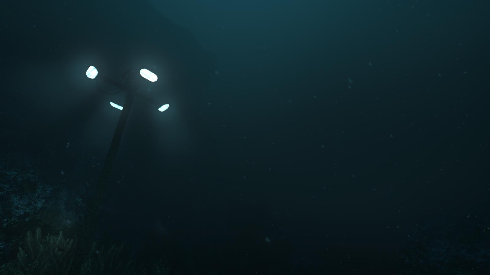 Wallpaper Soma Water Underwater Video Game Art Deep