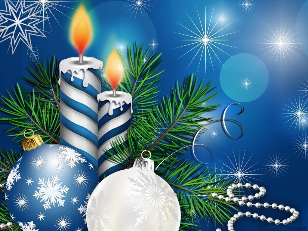 Immagini Natale 1024x768.Sfondi Le Foglie Illustrazione Ramo Candele Albero Di Natale