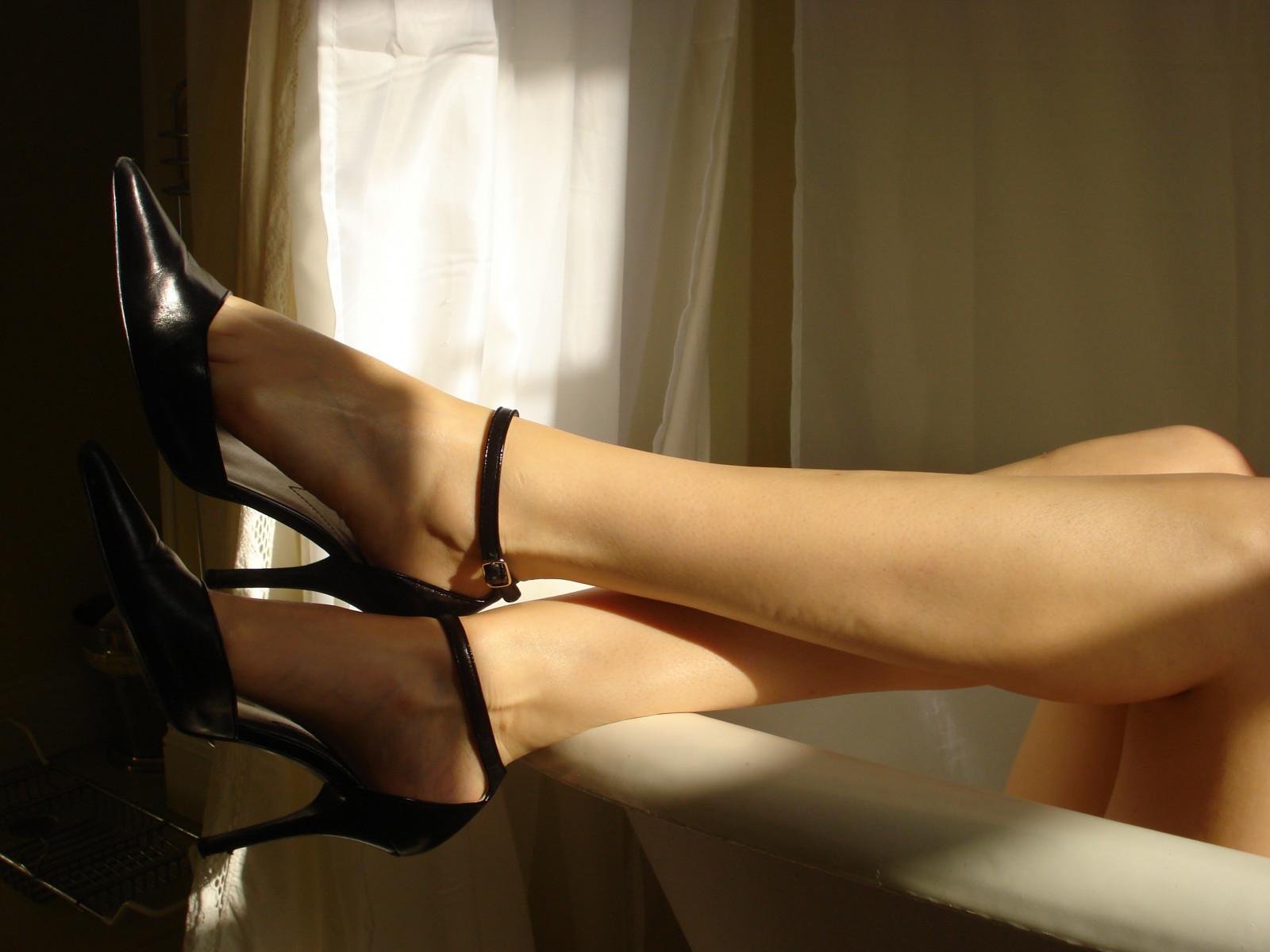 Хочу пышные ноги, Худые ноги как сделать толще? 7 фотография