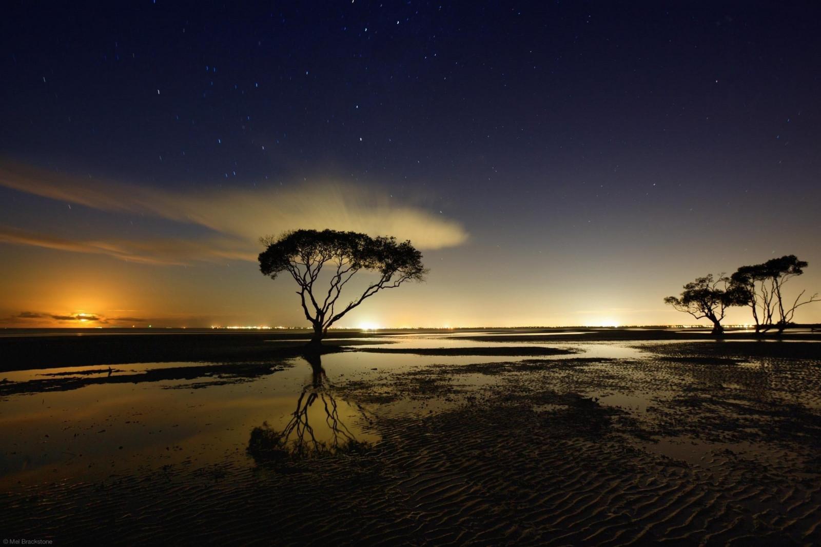 Fond d'écran : 2500x1668 px, des nuages, paysage, clair de lune, la nature, Nouvelle-Zélande ...