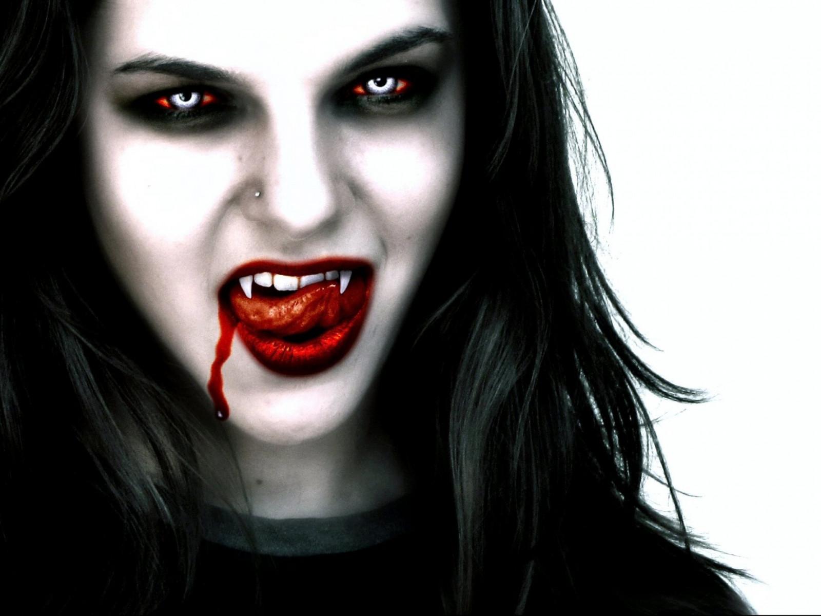 Картинки вампиры девушки, днем рождения