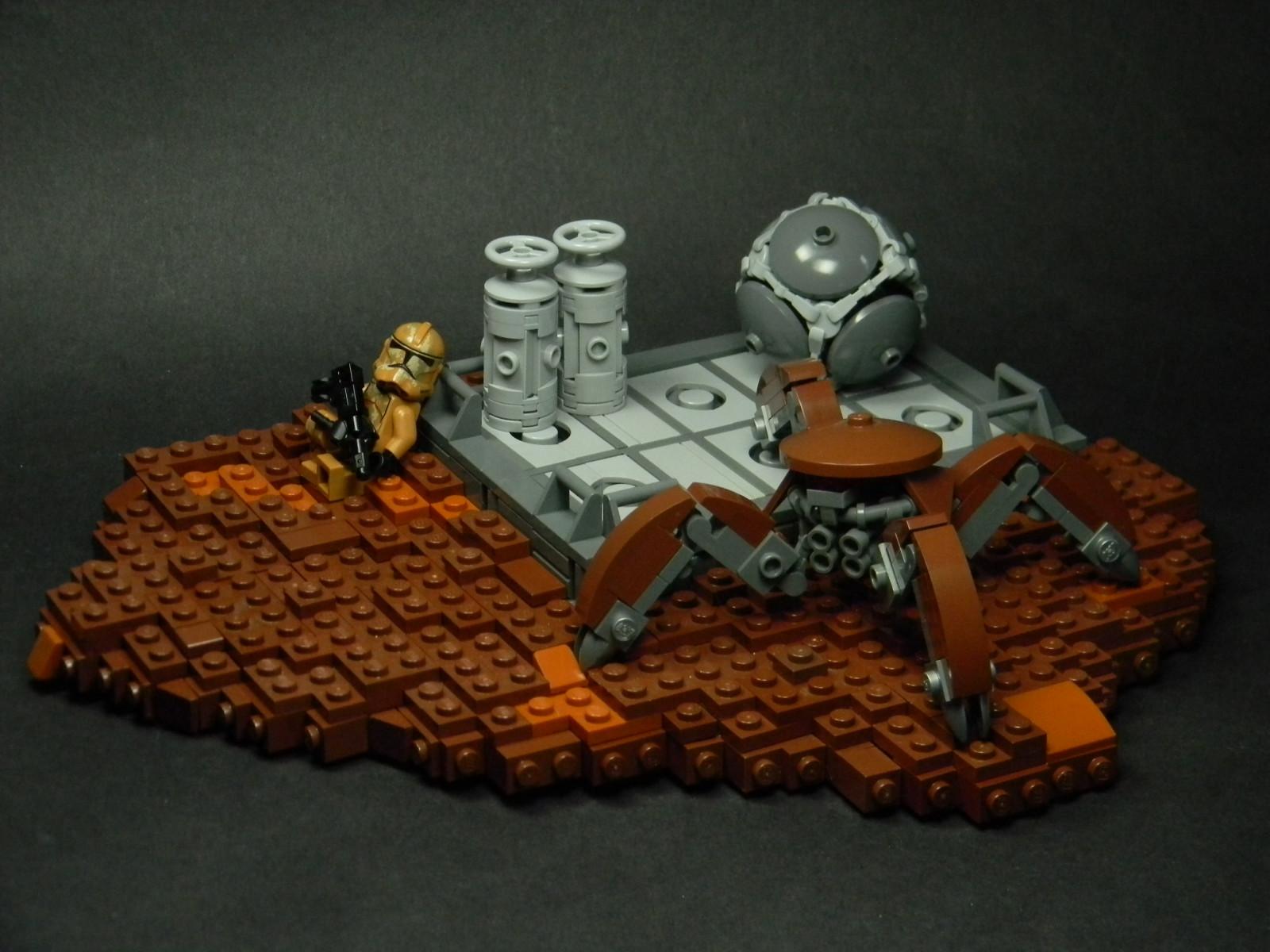 wallpaper  trooper star lego wars clone moc