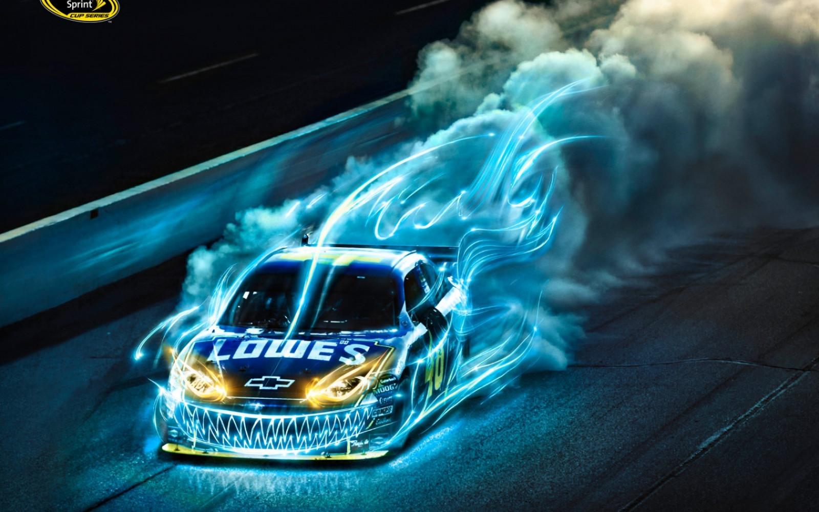 Wallpaper : Kendaraan, Mobil Sport, Nascar, Cahaya