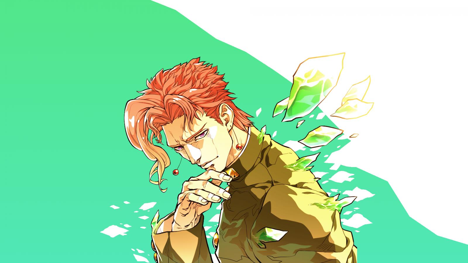 Fond D'écran : Illustration, Roux, Anime, Dessin Animé