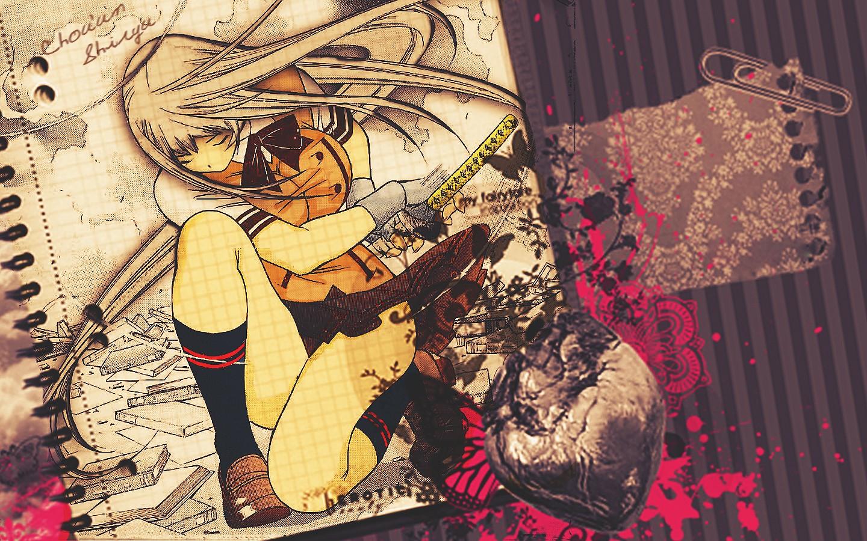 デスクトップ壁紙 図 アニメ 漫画 ポスター 一騎当千 アート アルバムカバー コミックブック 1440x900 Zombieg デスクトップ壁紙 Wallhere