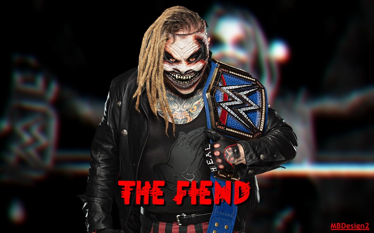 Wallpaper : WWE, wrestlemania, wrestling, The Fiend, wwe ...
