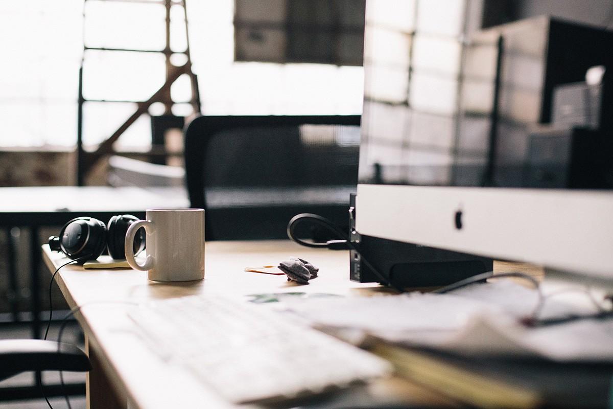 Fond d écran blanc noir chambre table bureau studio design