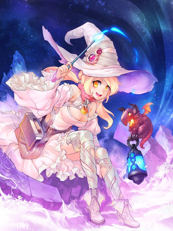 Anime Hexe