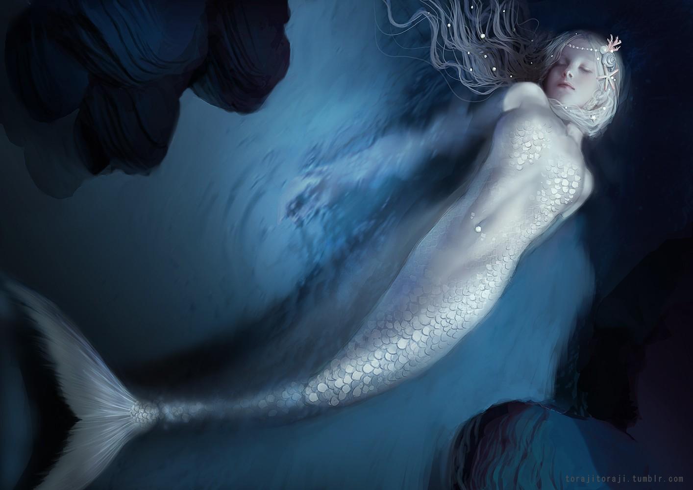 Fondos De Pantalla : Arte Fantasía, Azul, Submarino