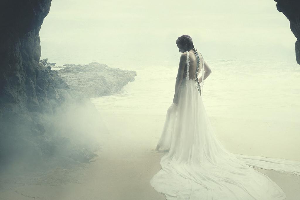 Fondos de pantalla : blanco, mujer, modelo, retrato, agua ...
