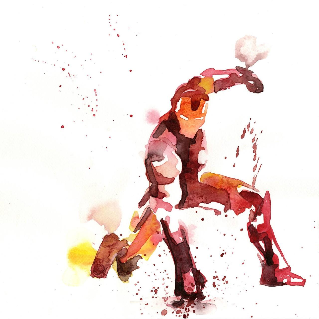 Masaustu Illustrasyon Karikatur Marvel Comics Demir Adam