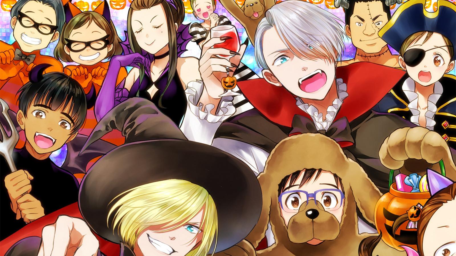 Wallpaper : anime boys, yuri on ice 1920x1080 - MGunz7505 ...