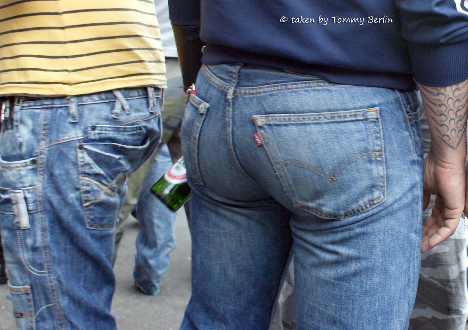 Mens Nice Jeans