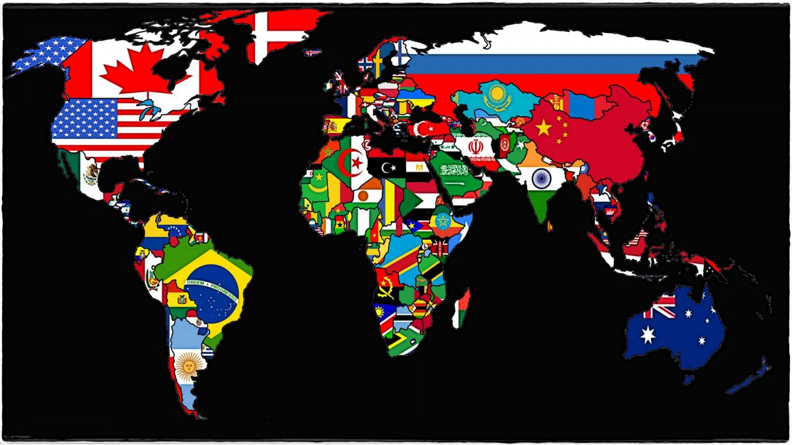 Wallpaper illustration cartoon graphic design flag world map illustration cartoon graphic design flag world map world map wallbase nations art font gumiabroncs Gallery