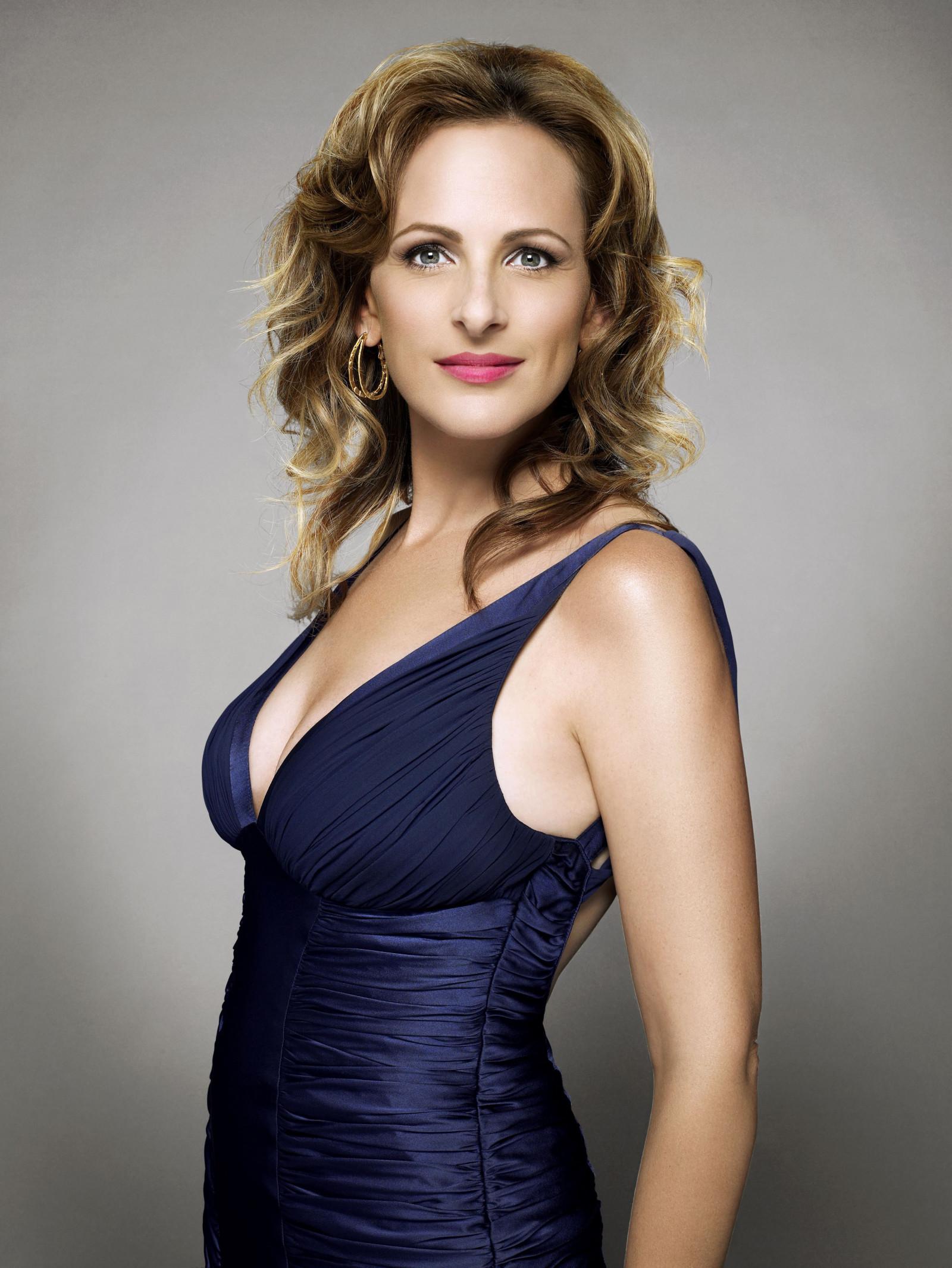 Wallpaper Model Blonde Long Hair Blue Dress Green Eyes Photography Actress