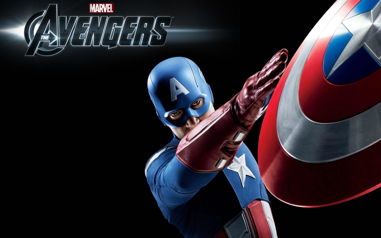 Wallpaper Superhero Captain America The Avengers Marvel