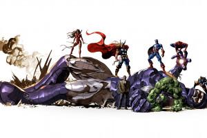 Fondos de pantalla  ilustracin Thor Obra de arte Glotn