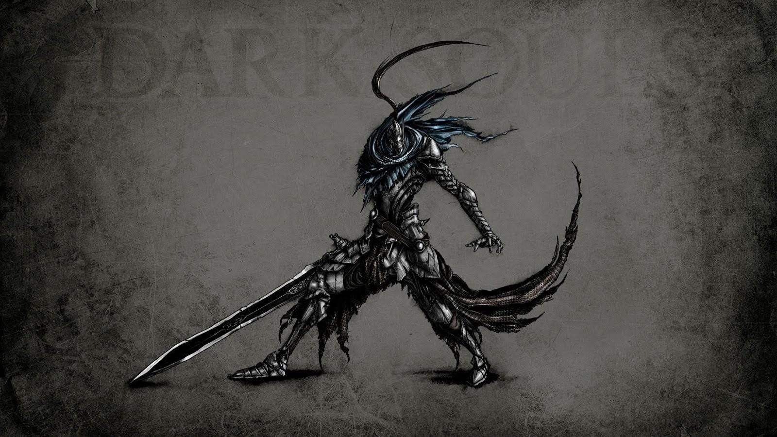 Wallpaper : drawing, illustration, video games, Dark Souls