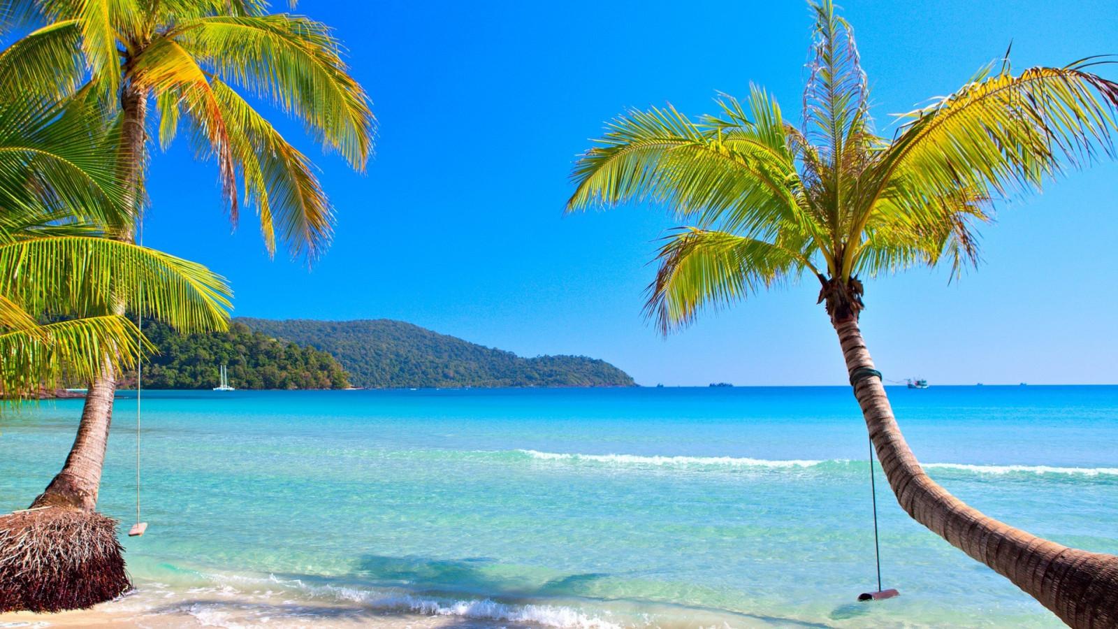 Fond d'écran : mer, baie, rive, plage, côte, île, lagune ...