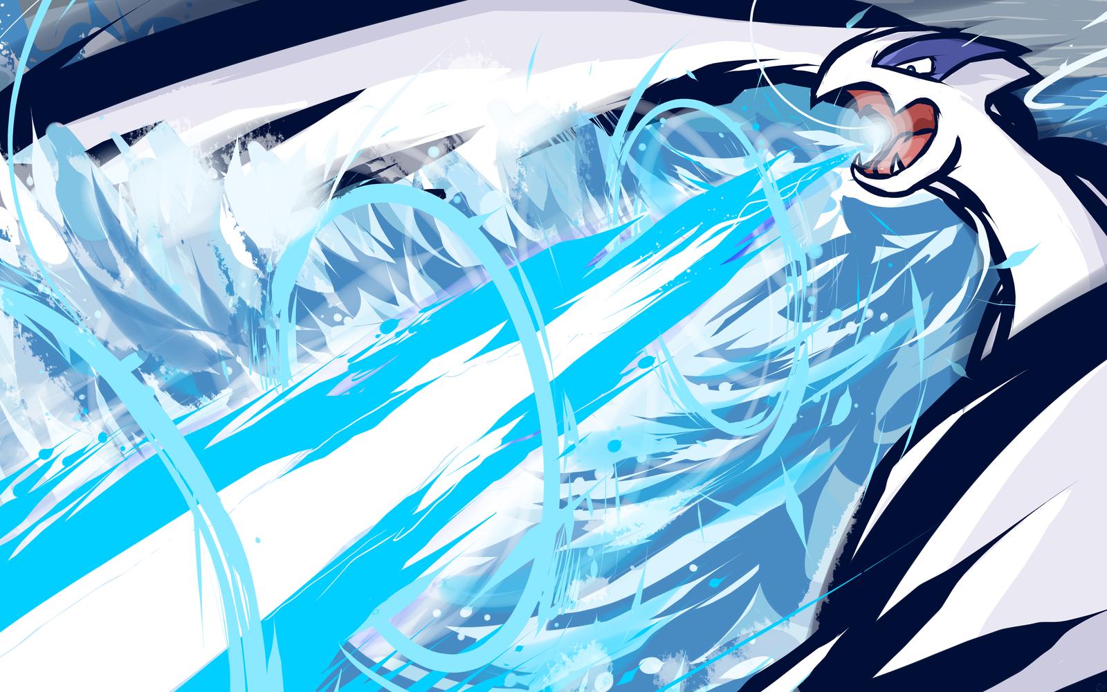 Hintergrundbilder Illustration Anime Pok Mon Lugia Ishmam
