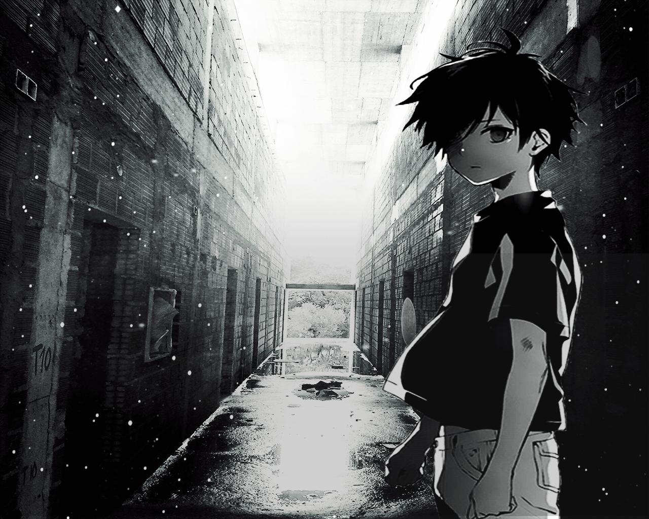 Картинки аниме самые грустные