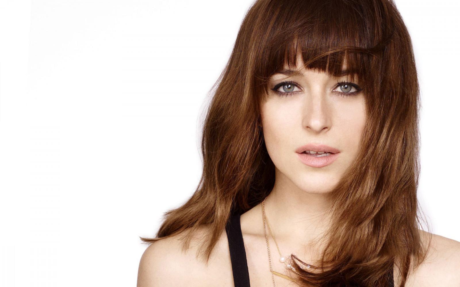 Hintergrundbilder Gesicht Modell Augen Lange Haare Brunette