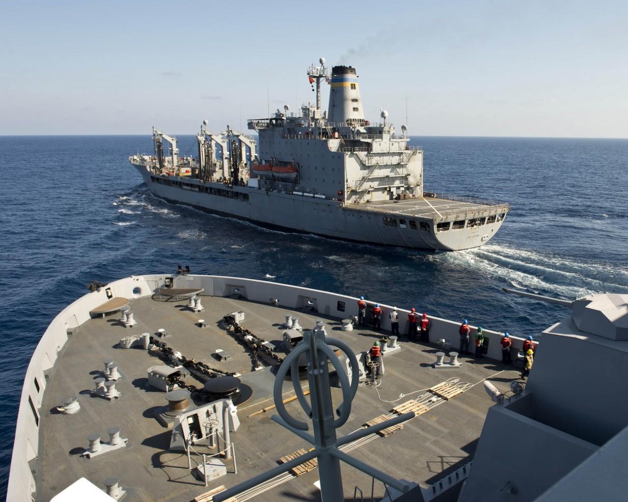 Wallpaper : Battleship, aircraft carrier, warship, Destroyer