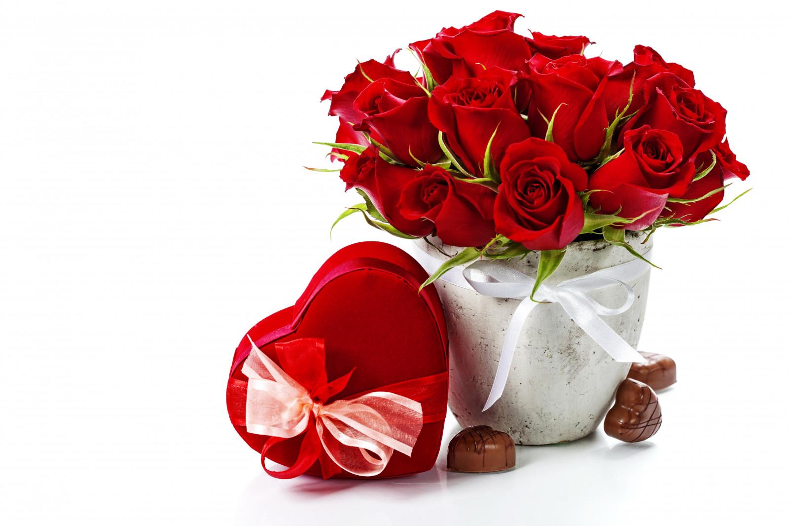Открытка букет для любимой женщины