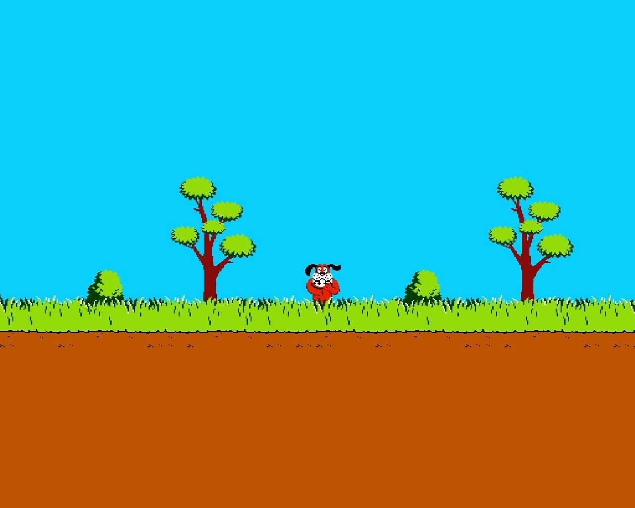 Fond Décran Des Arbres Illustration Jeux Vidéo Pixel
