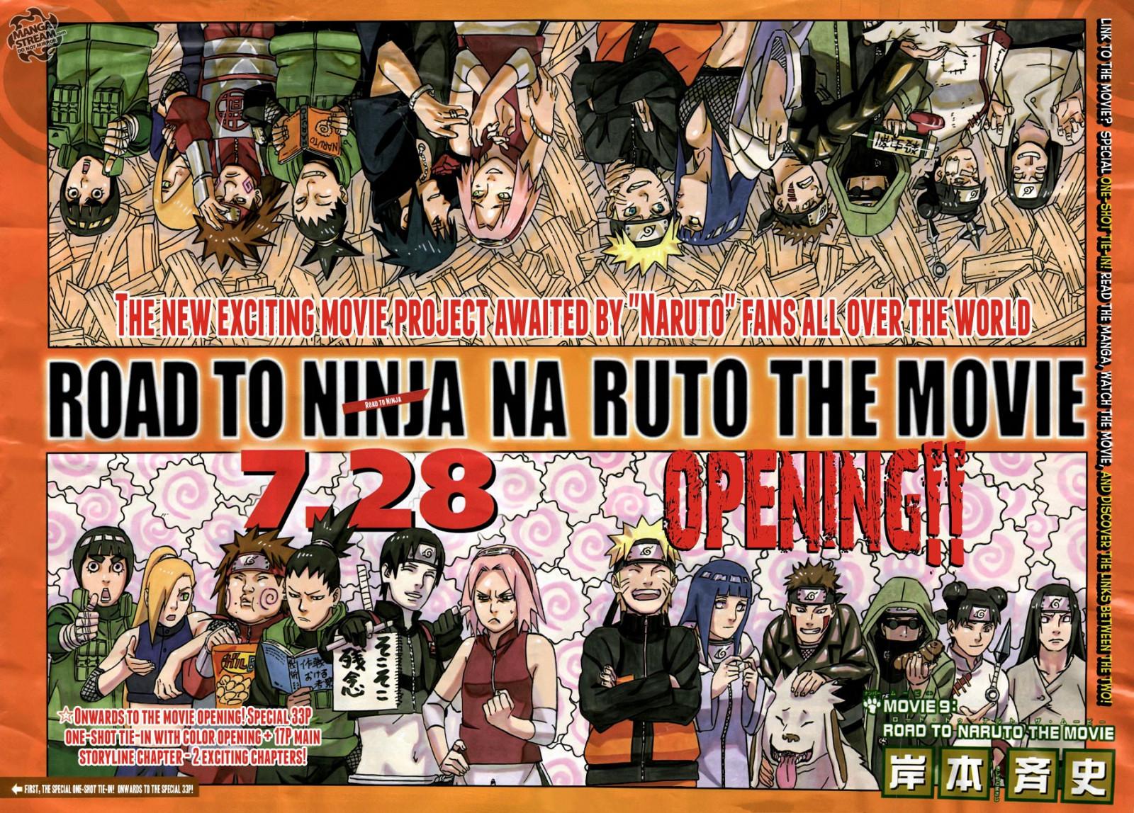 Sakura haruno road to ninja
