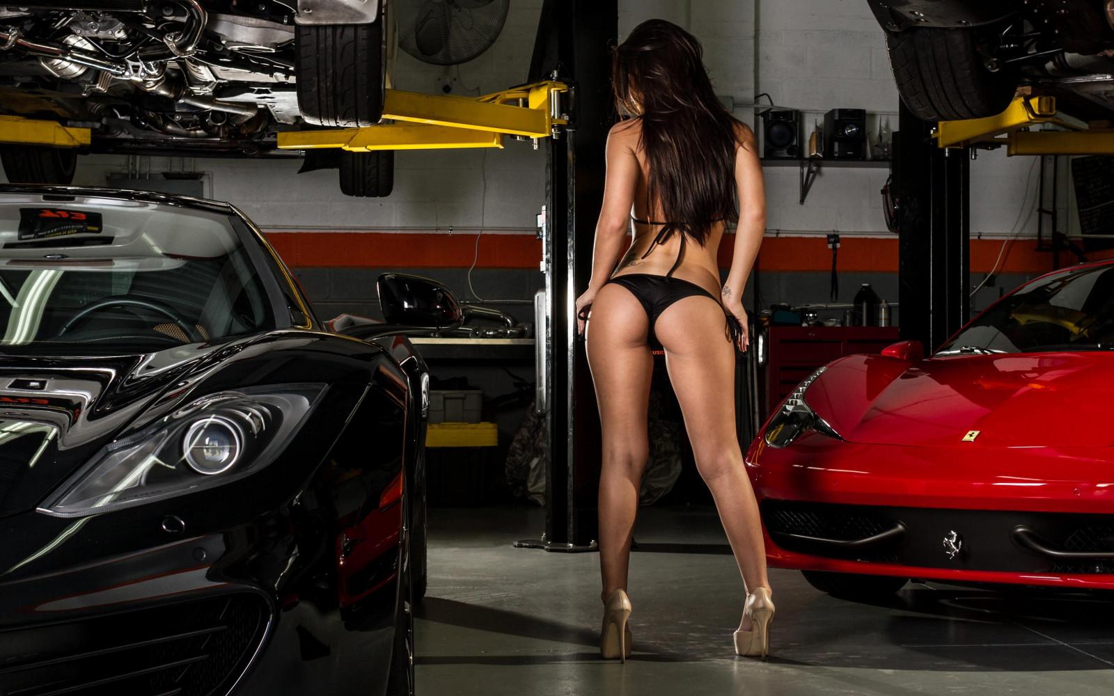 Hot sexy cars — photo 15