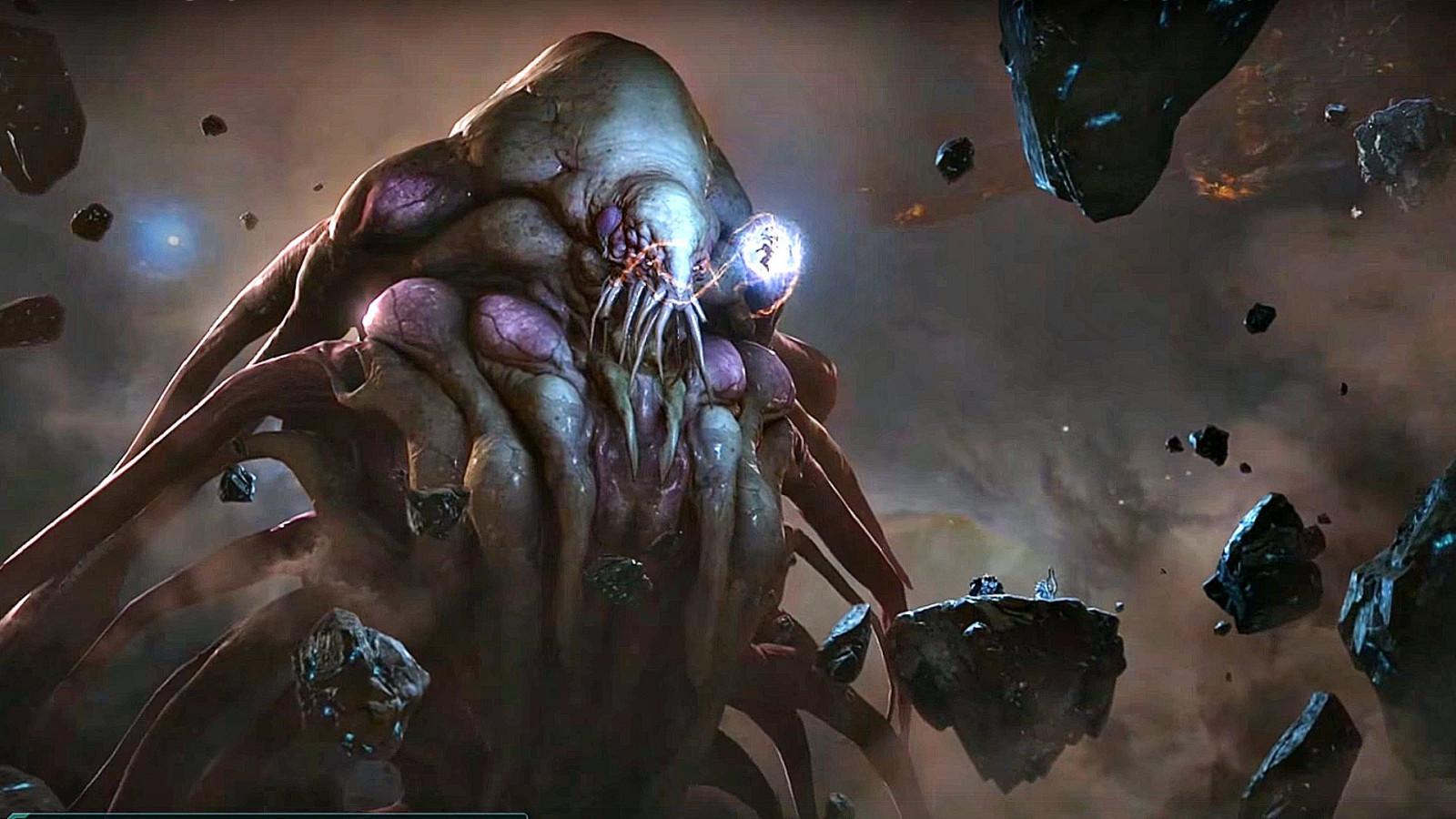 StarCraft dohazování nenačítava