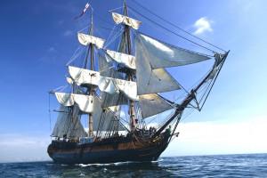Segelschiffe auf dem meer  Hintergrundbilder : Boot, Segelschiff, Meer, Fahrzeug, Brigantine ...