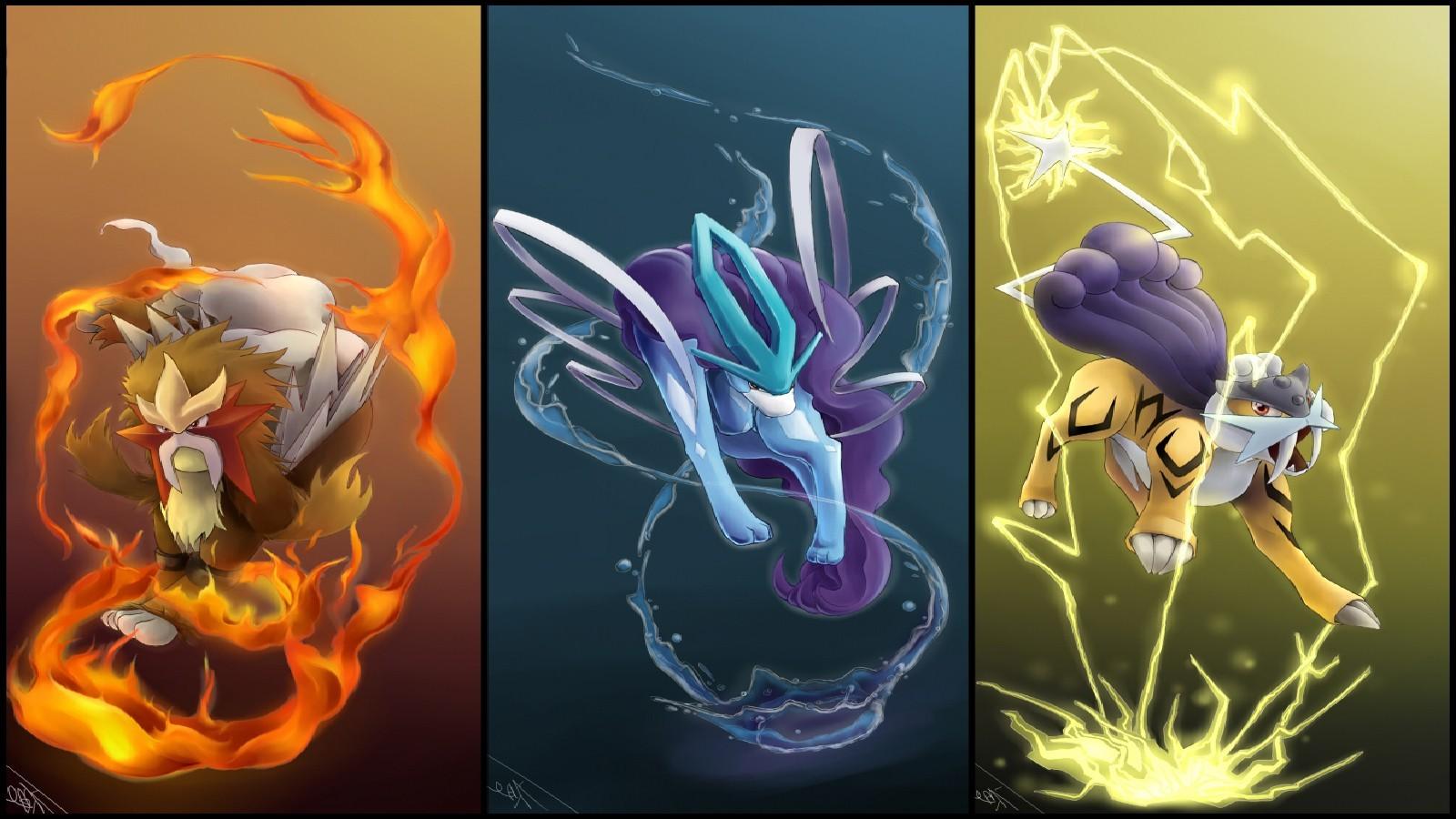 Fondos De Pantalla Ilustración Pokemon Crystal Biología