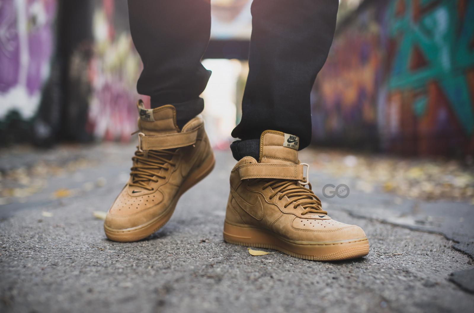 zapatos de invierno nike