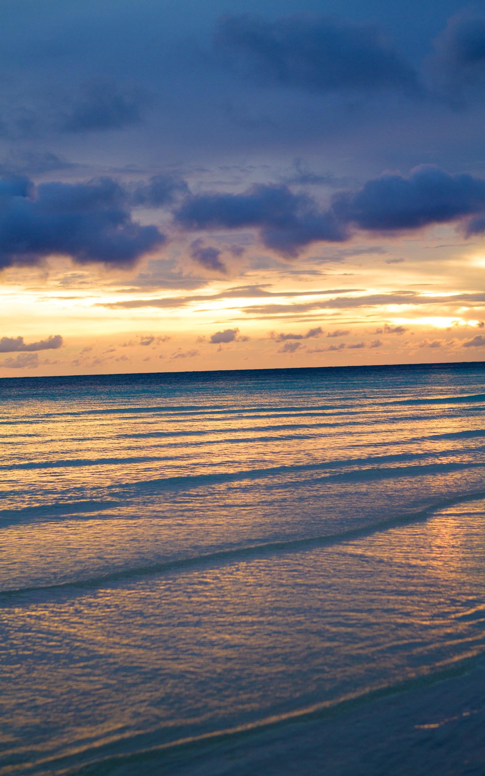 Wallpaper : sunlight, sunset, sea, bay, shore, sand