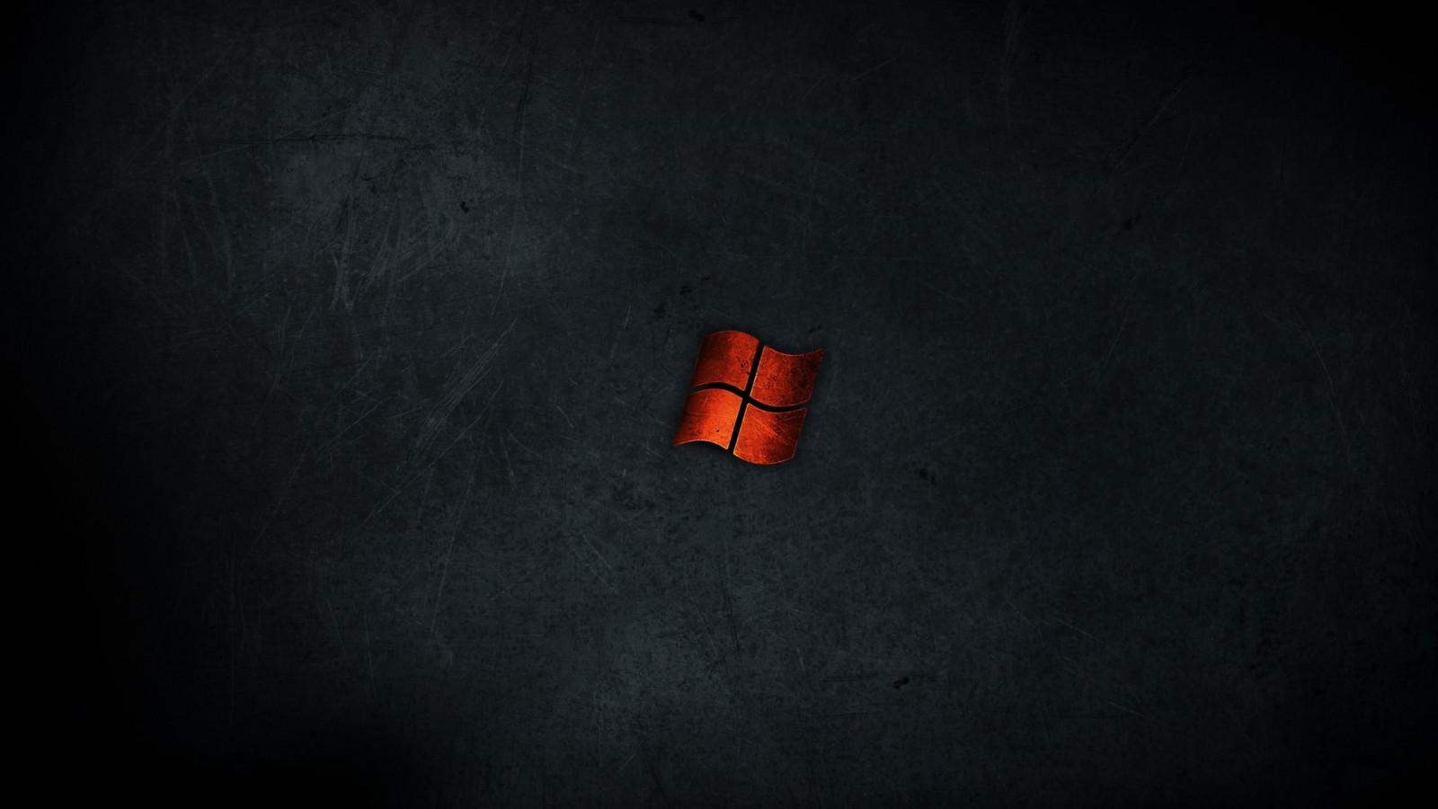 fond d 39 cran noir rouge texte logo microsoft windows lumi re forme ligne obscurit. Black Bedroom Furniture Sets. Home Design Ideas