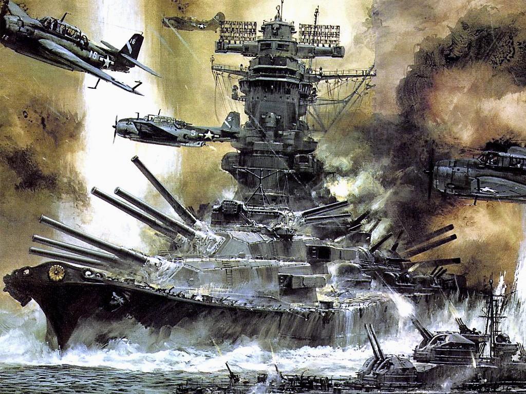 Ship Vehicle War Artwork Military Battleship World II Mythology Warship Battleships Ghost Yamato Battlecruiser