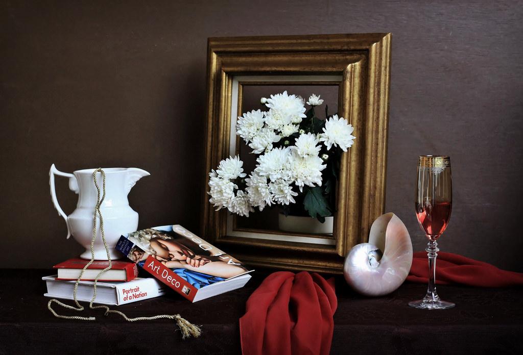 Hintergrundbilder : Malerei, Weiß, Blumen, Rot, Kunstwerk, Tabelle, Wein,  Grün, Glas, Braun, Kanon, Schal, Band, Rahmen, Innenarchitektur, Nautilus,  ...