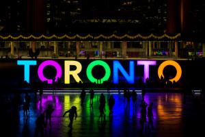 Related Wallpapers City Longexposure Travel Blue Light People Orange Toronto Ontario Canada Color Colour Ice Look Night Dark