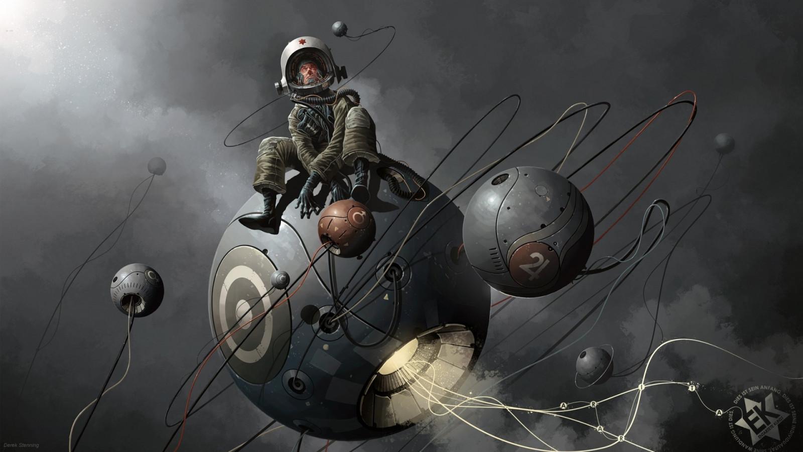Самые, прикольная картинка про космос