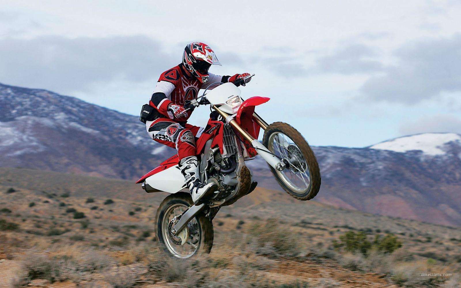 Мотоцикл горный Эндуро #8