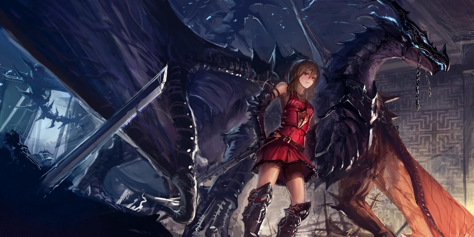 Drachen Anime
