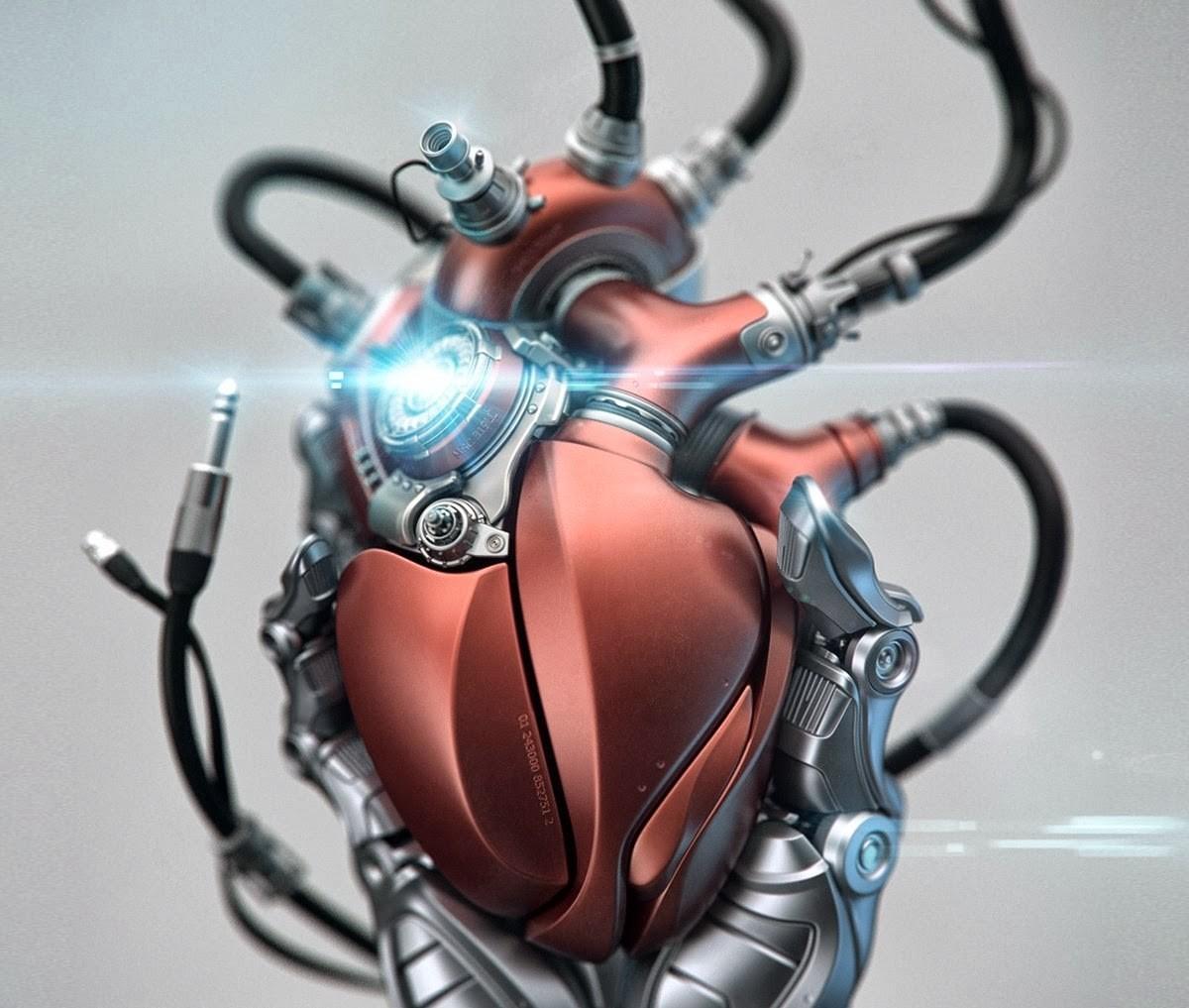 Робот на аву
