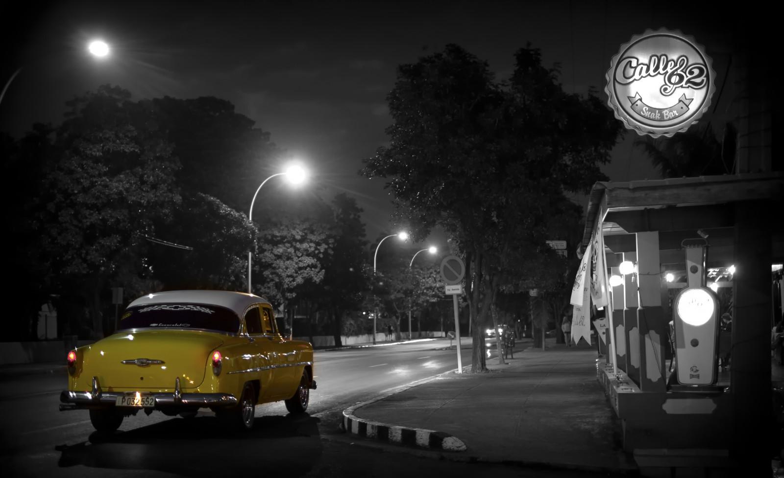 fond d 39 cran clairage public monochrome rue nuit ciel la photographie jaune soir. Black Bedroom Furniture Sets. Home Design Ideas