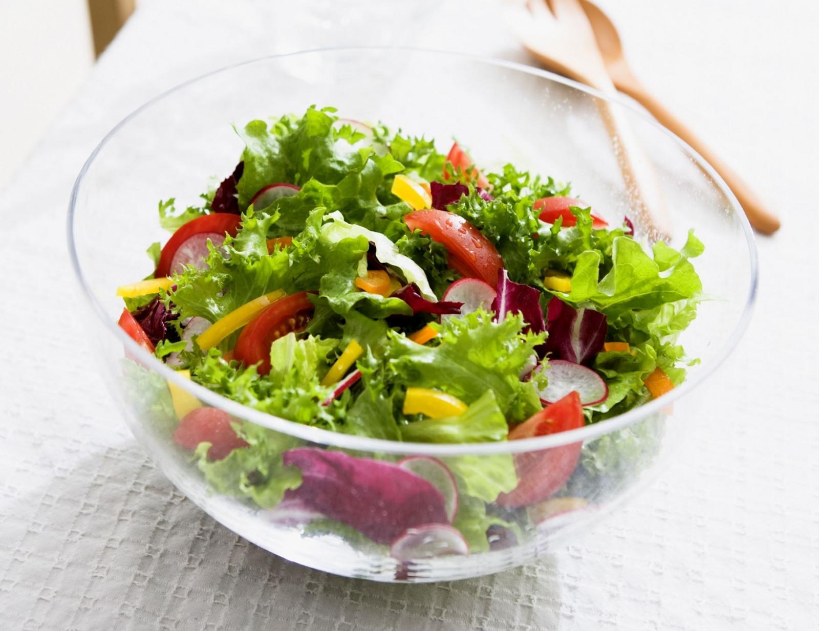Картинки салатов из сырых овощей, новому году
