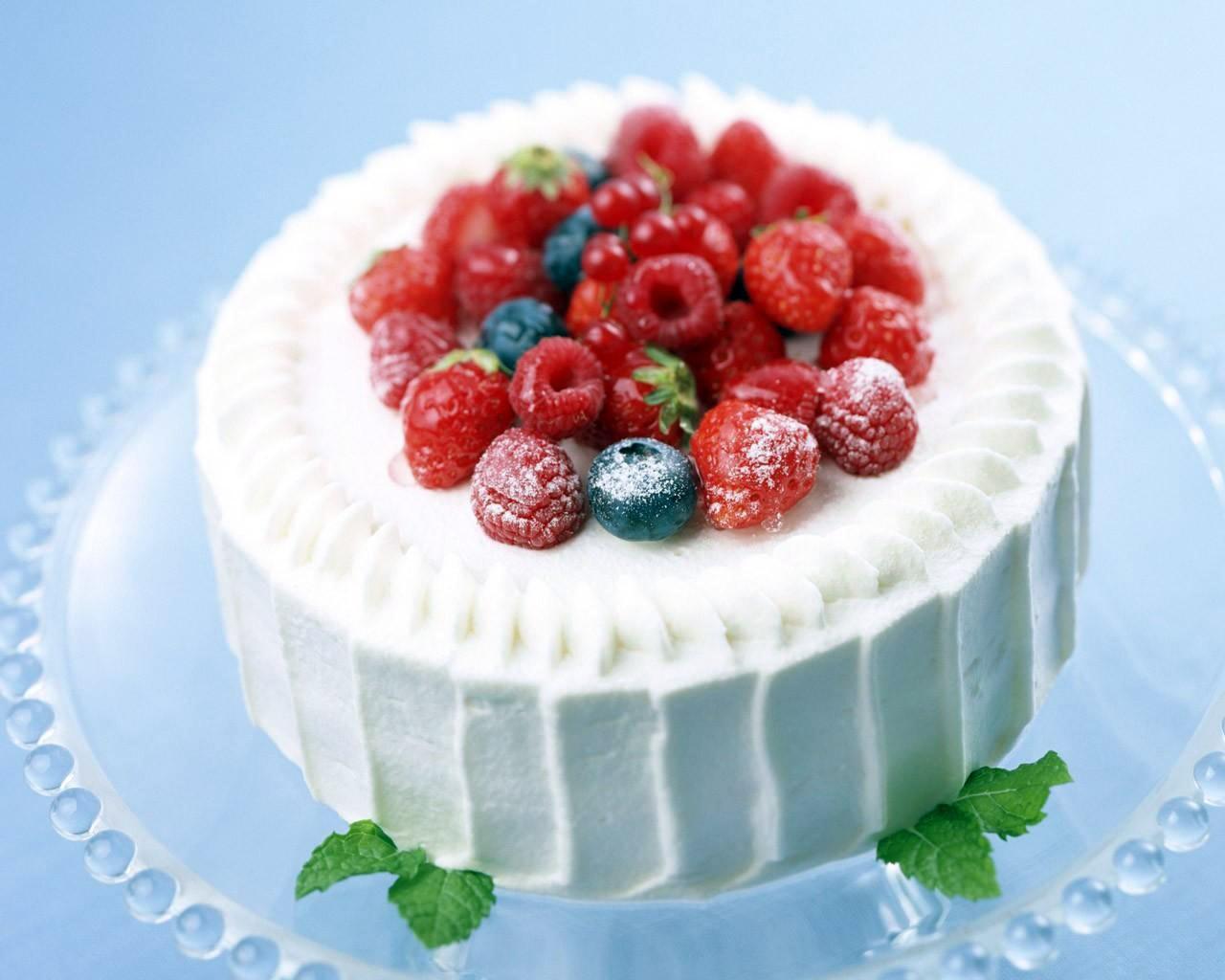 С днем рождения картинки фрукты ягоды
