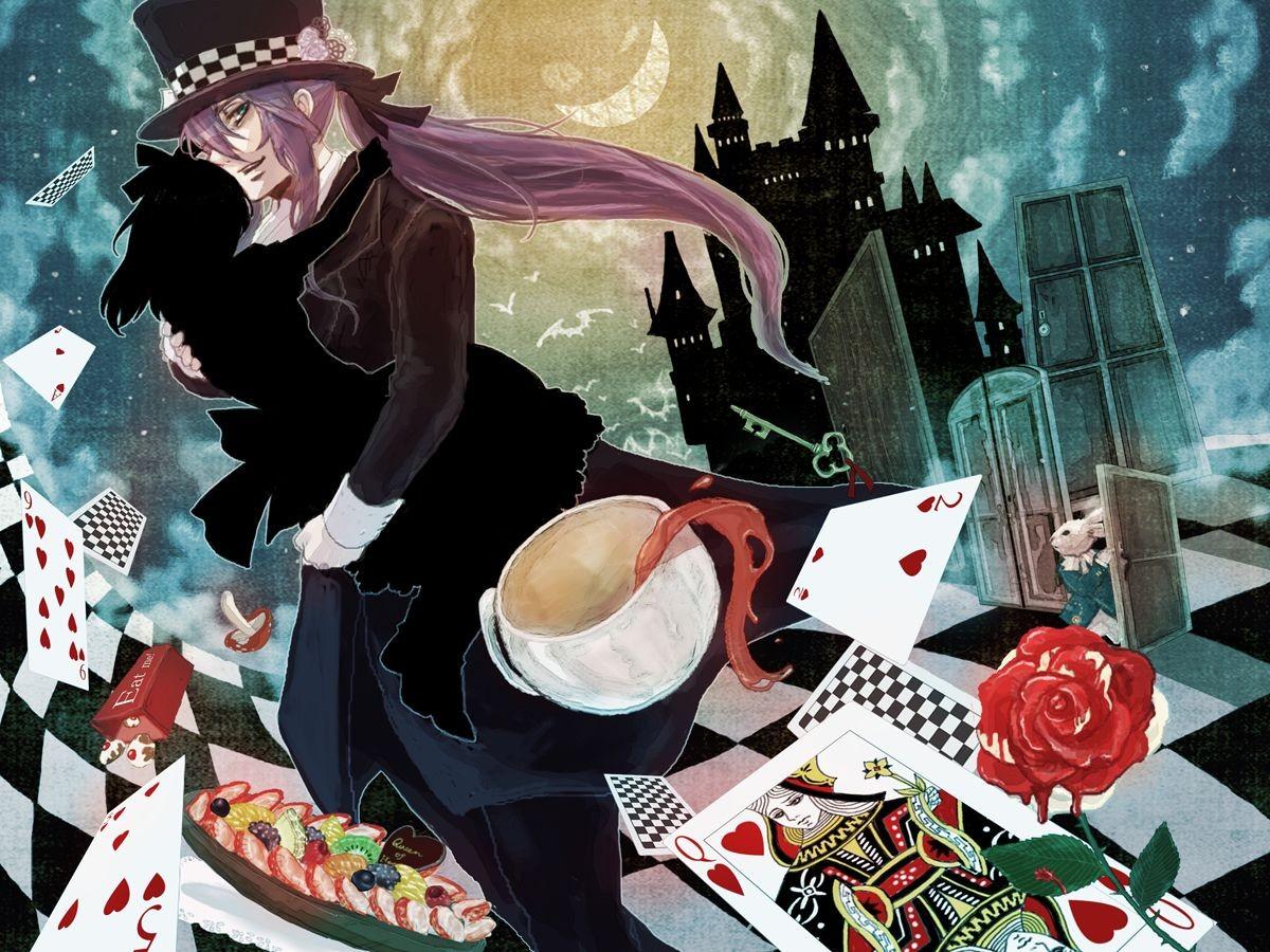 Alice v říši divů