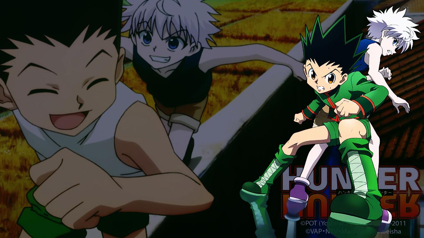 Hintergrundbilder Illustration Anime Karikatur Hunter X