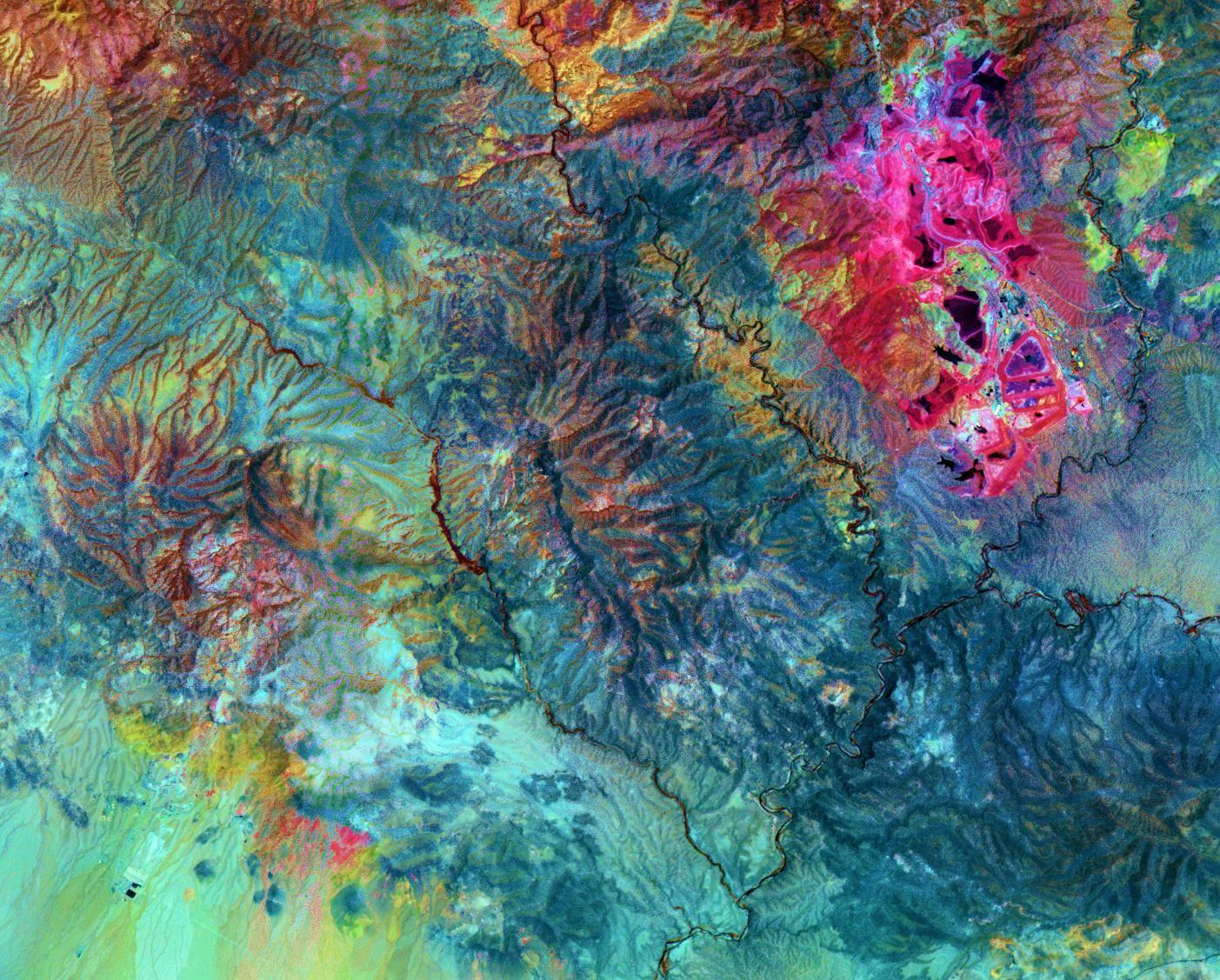 Fond d 39 cran la peinture sous marin r cif de corail for Art moderne peinture